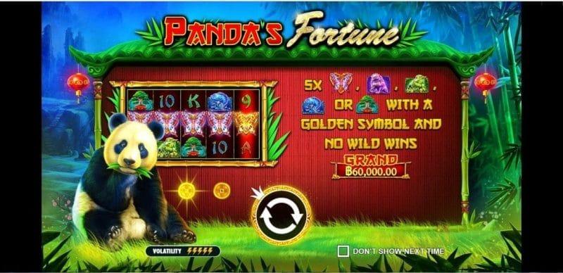 ๊UFABET เกมส์ PANDA