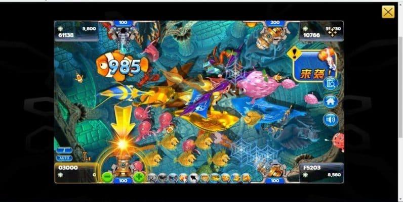 ๊UFABET เกมส์ยิงปลา