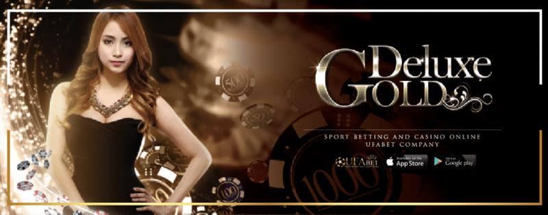 คาสิโนออนไลน์ Gold Deluxe ใน ufabet
