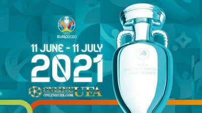 ยูโร 2020 – 2021 โปรแกรมบอล