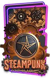 Steampunk ทดลองเล่น สล็อต PG