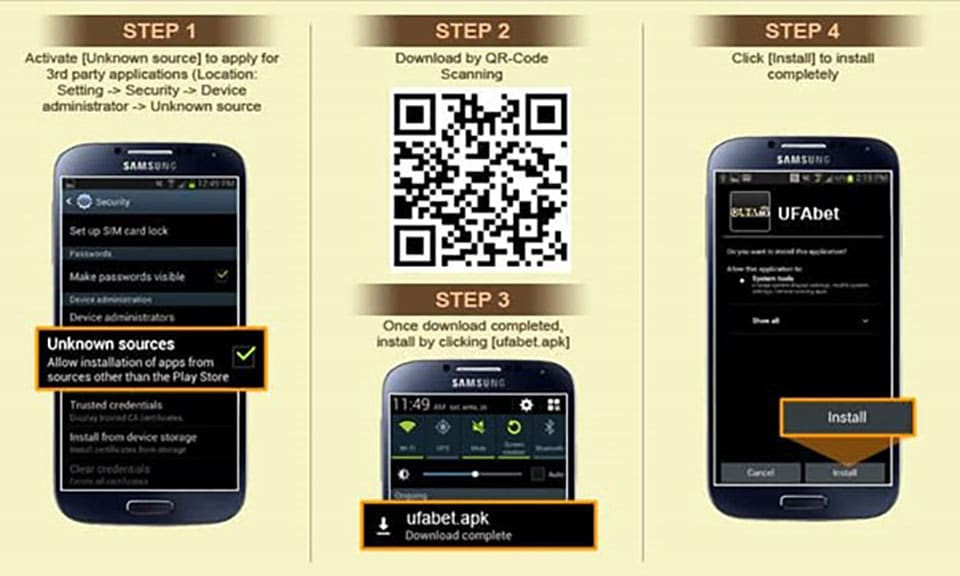 ufabet app Android